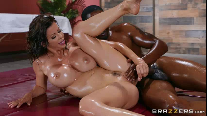 Slip And Slide 3 Alexis Fawx & Isiah Maxwell's- Brazzers
